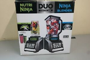Nutri Ninja Blender Duo with Auto-iQ (BL641) 1200W (US-12A)