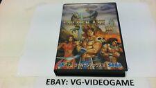 GOLDEN AXE III SEGA MEGADRIVE JAP NTSC!