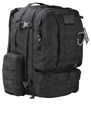 Viking 60 ltr Black Patrol Pack Military Rucksack
