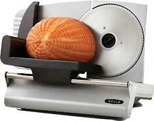 Bella - Electric Food Slicer - Stainless Steel