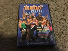 Turbo Jam 5 Workout, Learn-Burn/20 Minute/Turbo Sculpt/Cardio Party/Ab Jam, Dvd
