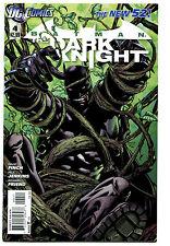 2011 Batman: The Dark Knight #4 ~New 52!~Flinch, Jenkins & Friend~  (Grade 9.2)