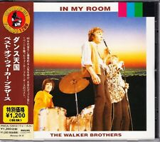 The Best Of Walker Brothers 1998 Japan CD L/E With Obi PHCA-12012 OOP HTF Rare