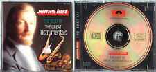James Last Orchestra Best of great instrumantals 1998 GERMANY CD surround sound!