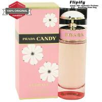 Prada Candy Florale Perfume 2.7 1.7 1 oz EDT Spray for WOMEN by Prada NEW 80 ml