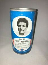 Robert Newhouse Dallas Cowboys 1977 RC Cola Can NFL Soda