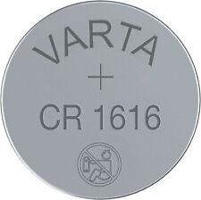 5x Varta CR1616 3V Batterie Lithium Knopfzelle Bulk CR 1616 VCR1616B