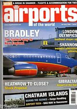 Airports 2006 Jul-Aug #6 Shannon,Luxembourg,Bradley,Gibraltar,Southend