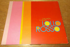 THE HIGH LLAMAS LOLLO ROSSO CD VGC