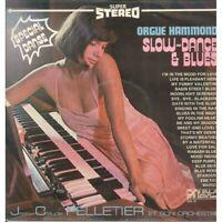 Jean-Claude Pelletier Et Son Orchestre LP Vinyl Slow-Dance & Blues New