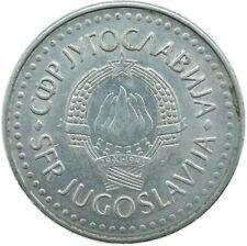Yugoslavia, 50 Dinar, 1986 Copper-nickel   #WT17262
