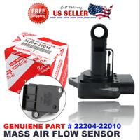 Genuine 22204-22010 Mass Air Flow Sensor For Toyota Lexus Scion