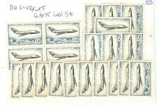 timbres France poste aérienne N°42 x 20 MYSTERE 20 NEUF SANS CHARNIERES COTE 20€