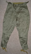Soviet USSR Russian Army Military Officer Uniform Galife Breeches Trousers Pants
