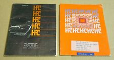 1980 & 1987 HPC Locksmith Supply Catalogs