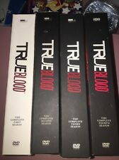 True Blood: The Complete Fourth Seasons (DVD, 2012, 5-Disc Set In Each)