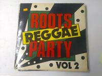 Roots Reggae Party Vol 2-Various Artists Vinyl LP UK Copy ROOTS REGGAE