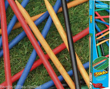Wooden Pick-Up Sticks Garden Games & Activities