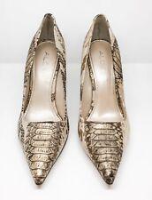 Aldo Snakeskin Genuine Leather Heel Pumps Stiletto Size US 7.5/EU 38 EUC!