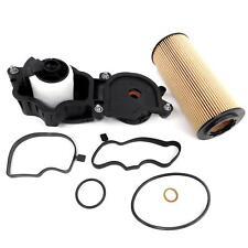 Umrüstsatz Filz-Filter inkl. Ölfilter für BMW E60 525d 530d E90 325d 330d