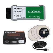 VXDIAG VCX NANO for Land Rover and Jaguar 2 in 1 OBD2 Diagnostics Trouble Codes