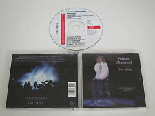 BARBRA STREISAND/ONE VOICE(CBS 450891 2) CD ALBUM