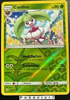 Carte Pokemon CANDINE 19/149 Reverse Soleil et Lune 1 SL1 FR NEUF