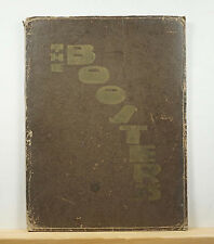 1935 Woodrow Wilson Junior High School Yearbook - The Booster - Tulsa Oklahoma