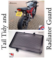 Honda CBR650F CB650F Tail Tidy and Radiator Guard Package 2014 - 2018