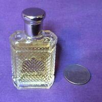 *Miniature Perfume Bottle RALPH LAUREN EAU DE TOILETTE 3/8 fl oz with contents