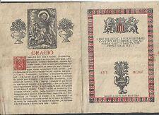 Lamina antique grabado de San Francisco Javier santino holy card grabado estampa