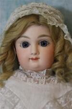 "21"" French Bisque Mystery doll Jumeau Straight wrist Body Bebe Mascotte By May F"
