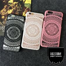 Twirl Love henna iphone cases