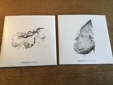 Coldplay [2 CD Maxi  / PROMO]  Clocks + The Scientist
