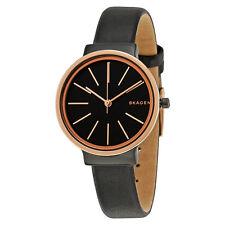 Skagen Ancher Black Dial Ladies Casual Watch SKW2480