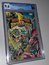 Saban's Mighty Morphin Power Rangers #3 CGC 9.6 1995