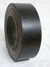 10m Kantenumleimer Anleimer Schmelzkleber Schwarz Schiefer Optik  10m*45mm*0,7mm