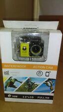 Lightdow LD6000 WiFi 1080P HD DV Sports Action Camera Kit New  yellow (LB93)