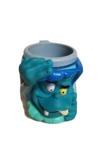 Vintage Applause Cup Pagemaster Horror Book 90s 1990s Blue