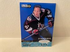 COLLECTOR'S CHOICE 1997-98 STARQUEST SQ 79 JEREMY ROENICK