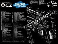 TAPIS DE NETTOYAGE CZ SHADOW 2 en français !