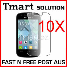 Clear Mobile Phone Screen Protectors for Alcatel One Touch