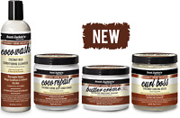 Aunt Jackie's Coconut Creme Hair Range Deep Moisturising Hair Care Styling**UK**