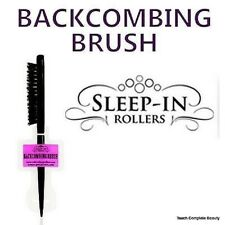 Back Combing Brush by Sleep in Rollers - FOR ULTIMATE BIG HAIR