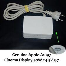 Genuine Apple A1097 Cinema Display 90W 24.5V 3.7A Power Adapter - 2 Pins Plug