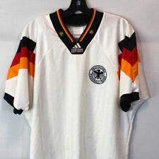 Adidas Germany national soccer football Deutscher Fussball jersey XL Vintage