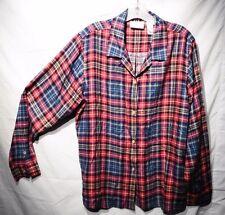 Liz Claiborne Top Blouse  Long Sleeve  Button Down Size XL (top#103)