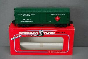 Gilbert American Flyer S Scale 1993 NASG  Commemorative Reefer REA 6-48481