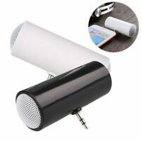 Mini 3,5 mm Stereo-Lautsprecher Musik-Tonverstärker für Handy-Tablet N1Y3