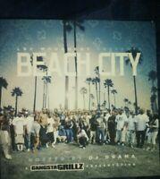 LBC Movement Beach City Snoop Dogg. DJ Drama. Rap LONG BEACH CD West Coast